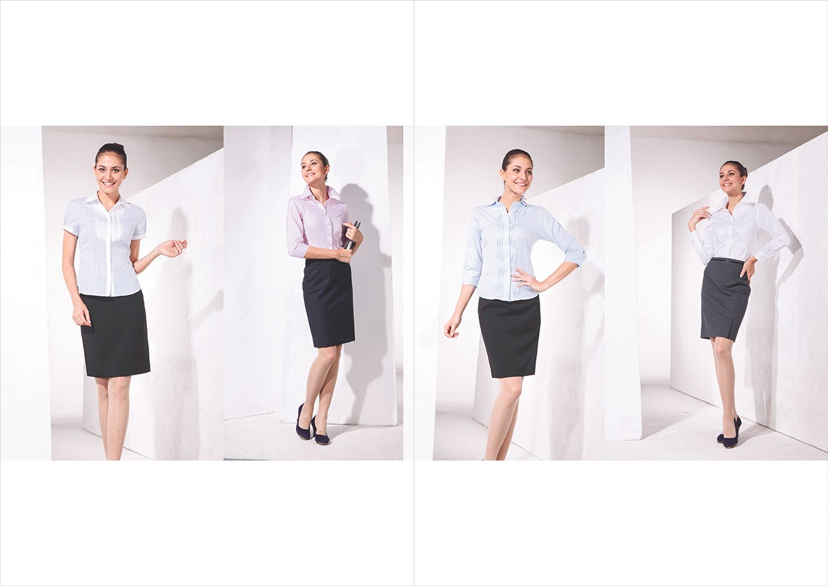 服装行业画册设计