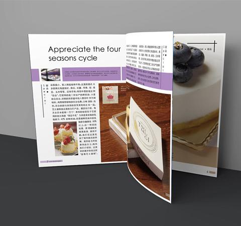 公司画册印刷时的P数是指什么 画册印刷的步骤介绍
