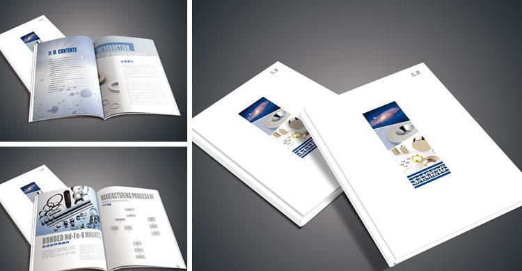 画册印刷多少钱一本