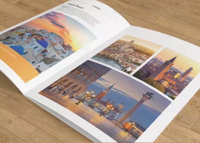 旅游行业画册设计案例,旅游行业画册设计欣赏