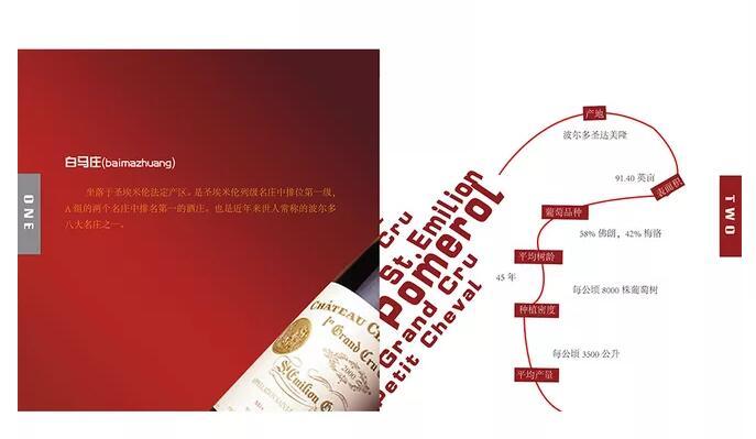 红酒行业画册设计案例,红酒行业画册设计欣赏