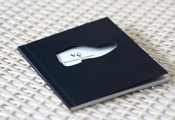 鞋业行业画册设计案例欣赏