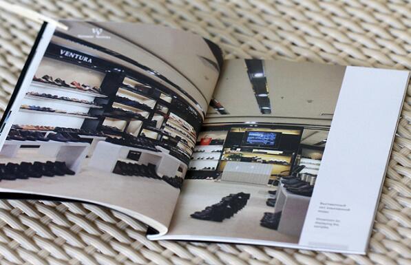 鞋业行业画册设计案例欣赏鞋业行业画册设计案例欣赏