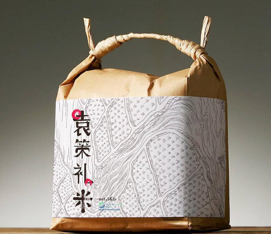 大米包装设计案例欣赏