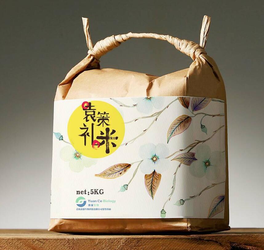 大米包装设计案例,大米包装设计欣赏