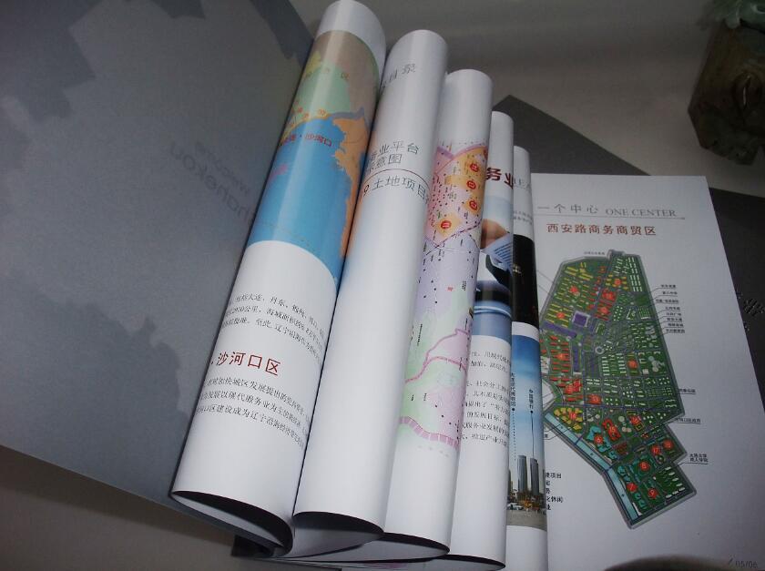 政府画册设计案例,政府画册设计欣赏
