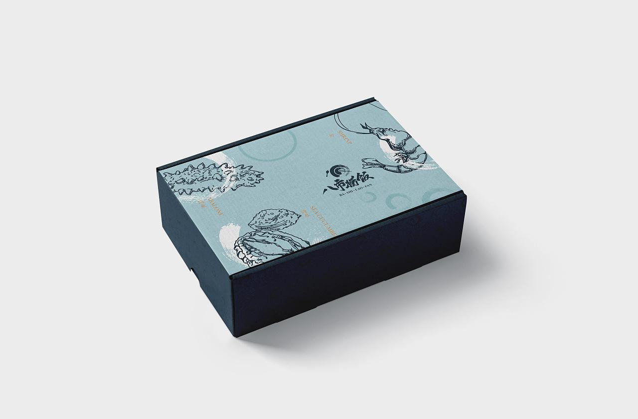 网红外卖餐盒包装设计案例,网红外卖餐盒包装设计欣赏