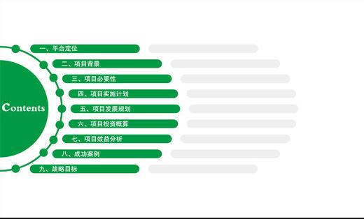 目录页设计案例图