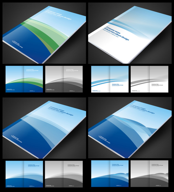 科技公司画册设计公司