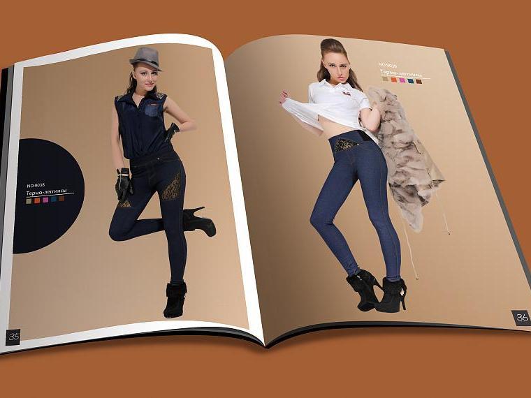 服饰画册设计公司怎么收费 服饰画册有什么用