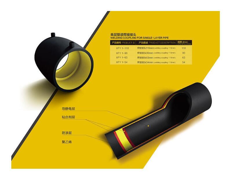 视觉感超强胶管行业画册版式设计案例欣赏
