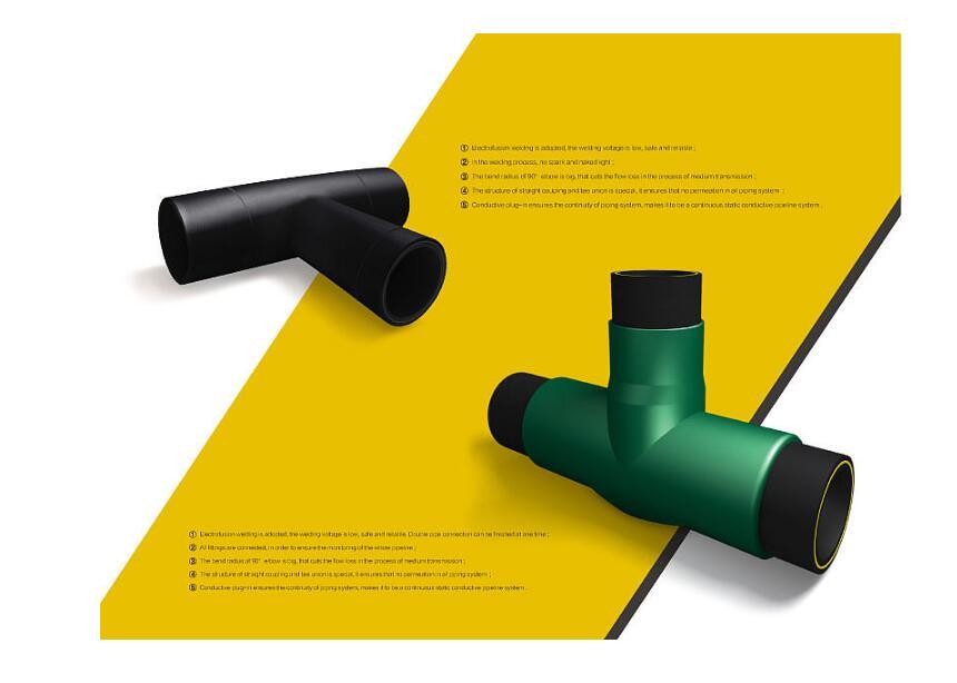 胶管行业画册设计案例欣赏