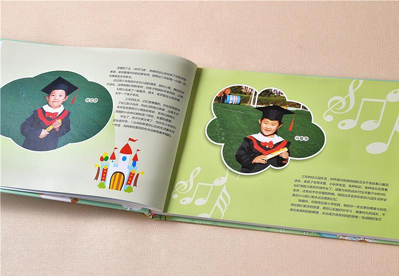 幼儿园画册设计公司,古柏品牌设计值得推荐