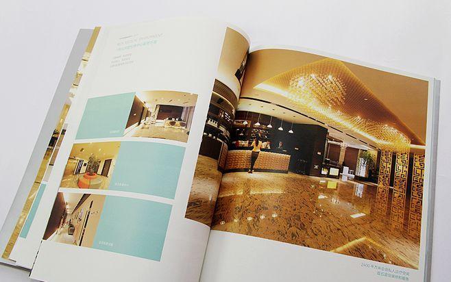 会所画册设计公司