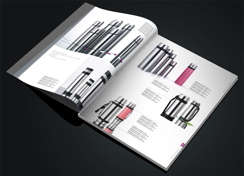 日用品画册设计公司