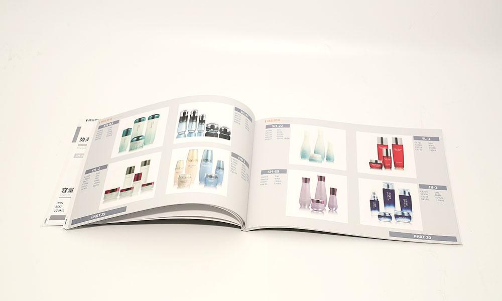 玻璃制品画册设计