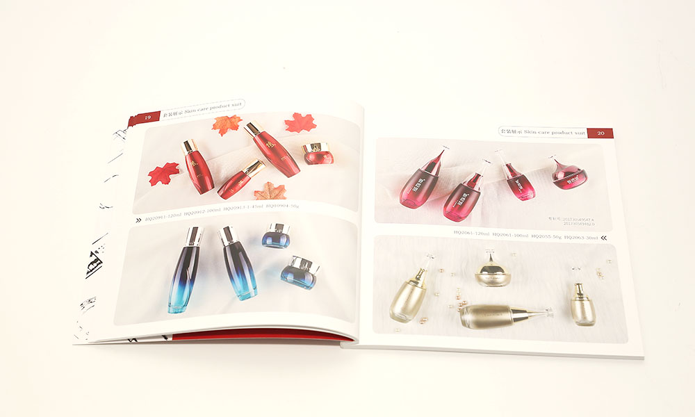 玻璃制品公司画册设计