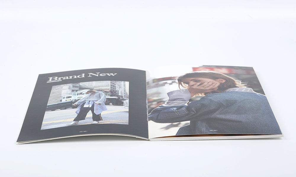 品牌公司画册设计