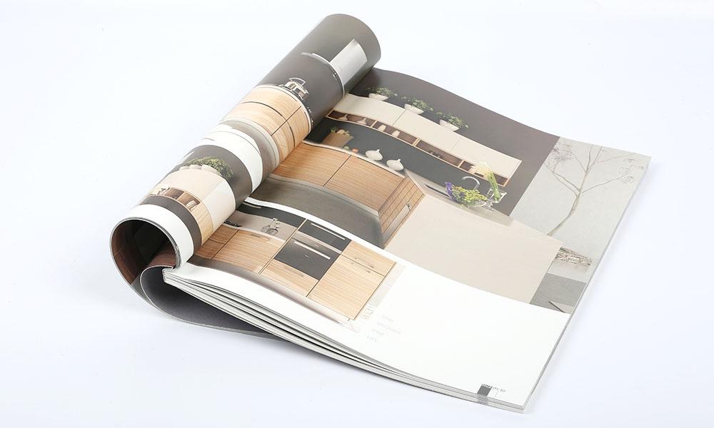 厨柜定制产品宣传册设计
