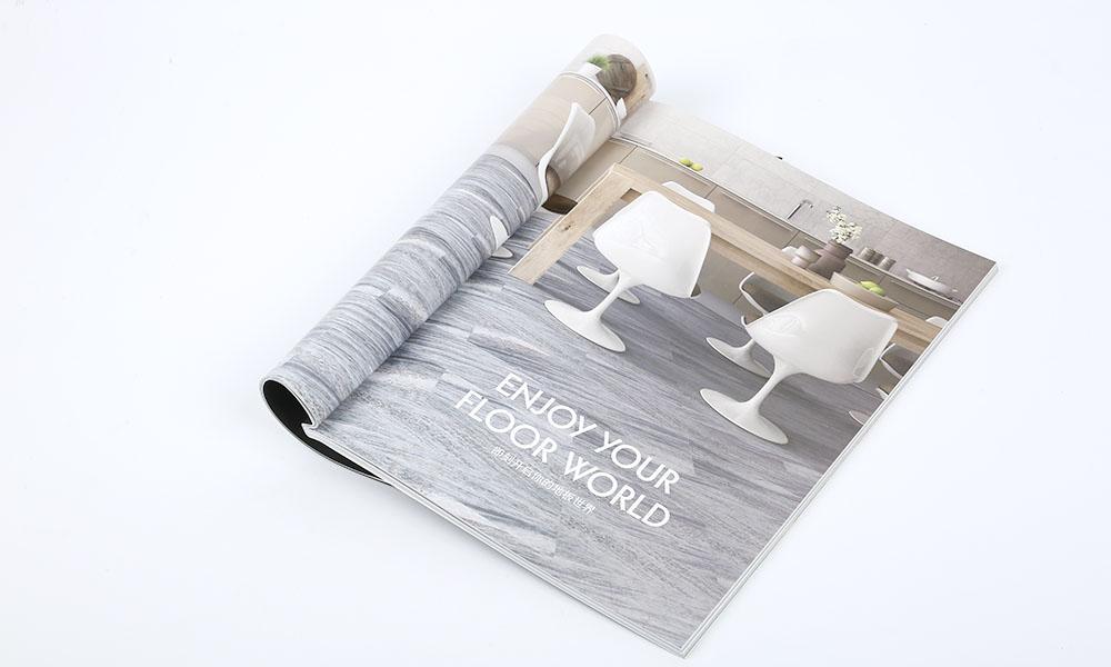 塑胶行业画册设计