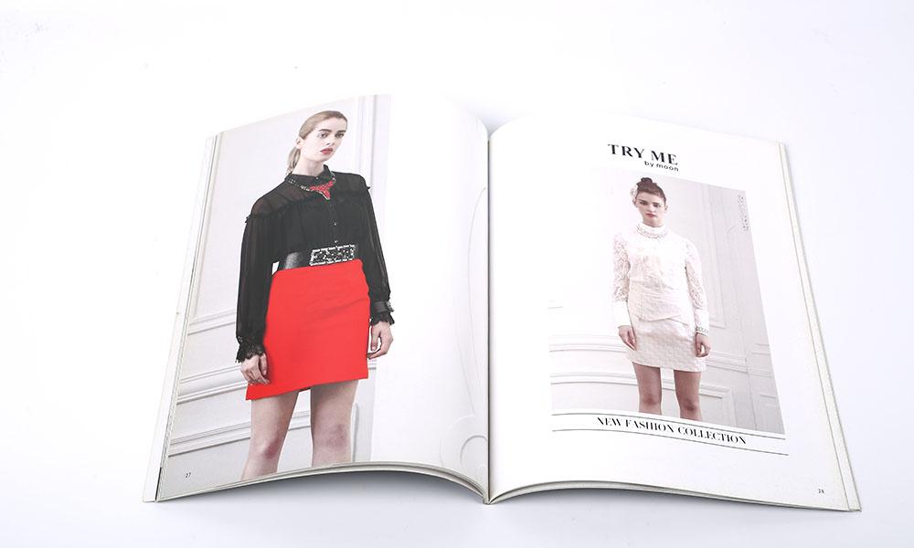 服装宣传册设计