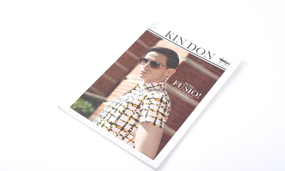 品牌服装画册设计-服装画册设计-服装宣传册设计