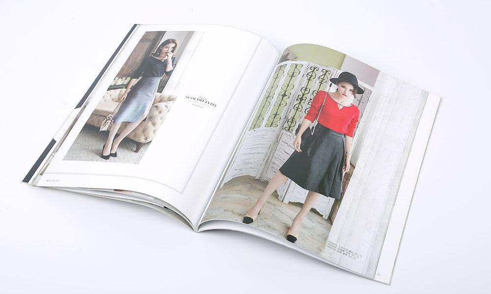 流行款式服装画册设计