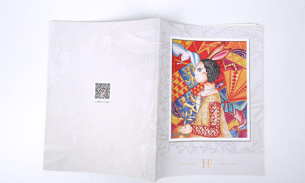 品牌服装画册设计