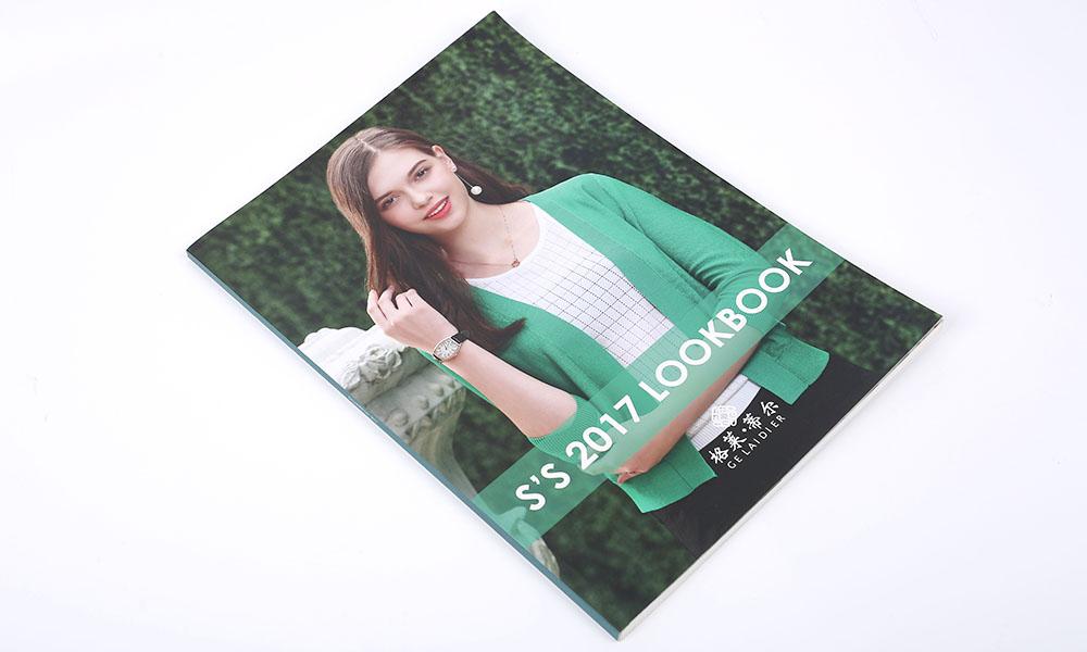 时尚品牌服装画册设计-国际品牌服装宣传册设计-流行服装画册设计