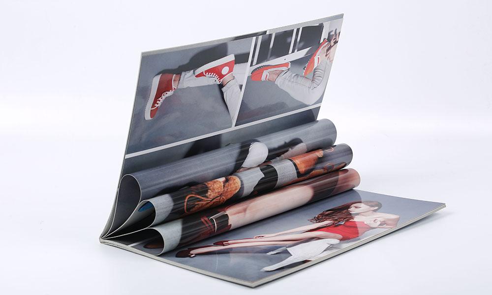 鞋业品牌画册设计