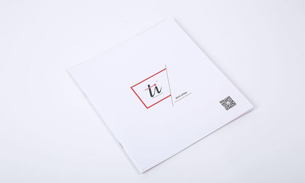 香体喷雾产品画册