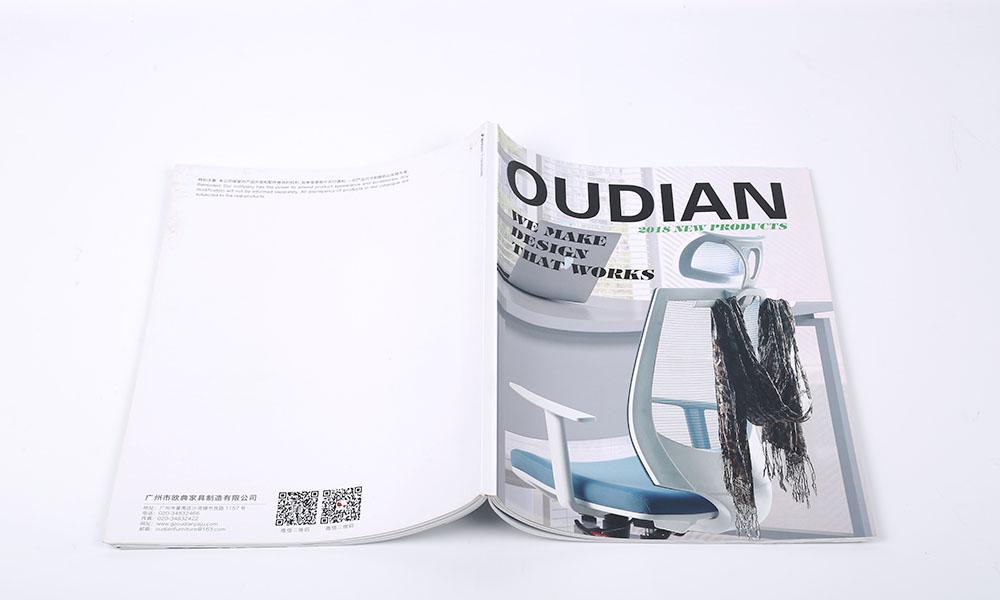 家具制造公司宣传画册设计