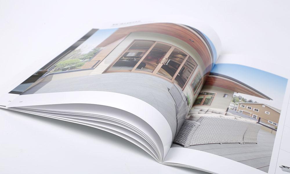 建筑五金公司画册设计