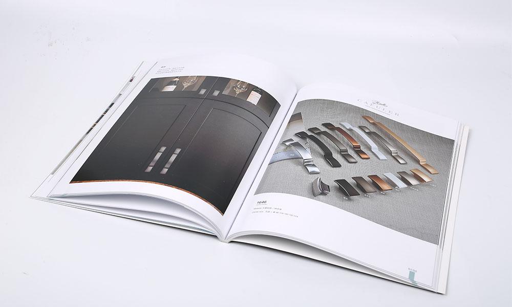 家具五金定制画册设计