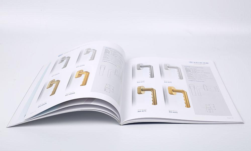 金属制品公司画册设计