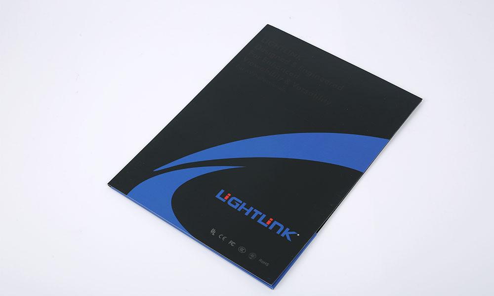 LED显示屏画册设计-LED彩幕屏画册设计-LED地砖屏宣传册设计