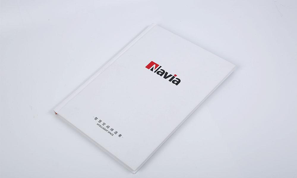 智慧空间科技公司画册设计-工业优装宣传画册-科技公司宣传册设计
