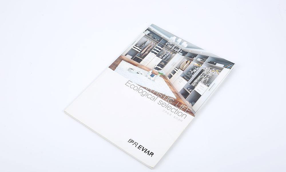 定制家居公司画册设计-定制个性柜公司宣传册设计-全屋定制家具宣传画册设计
