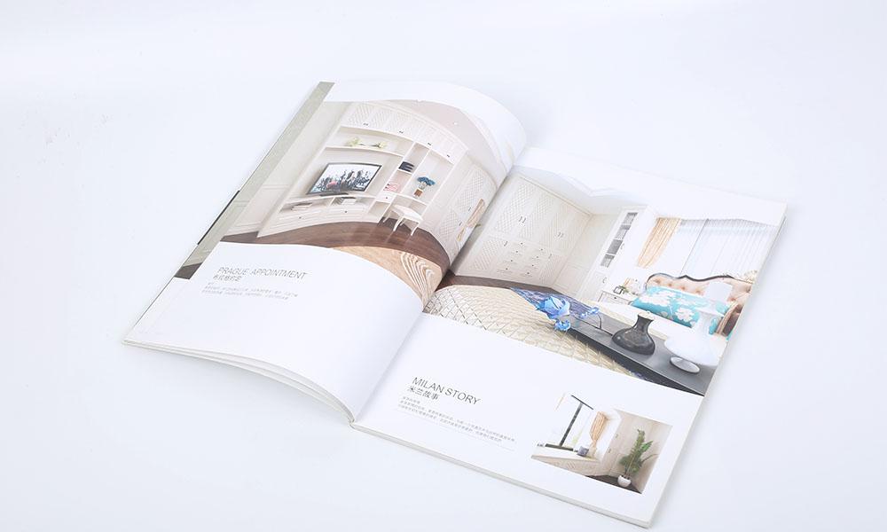 全屋定制家具宣传画册设计