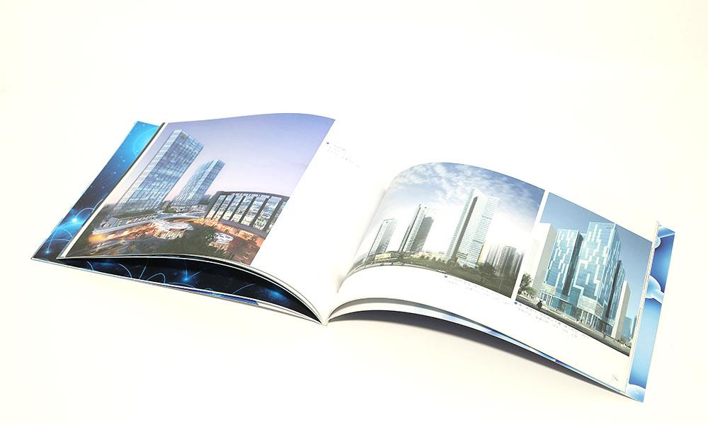 化工公司宣传画册设计