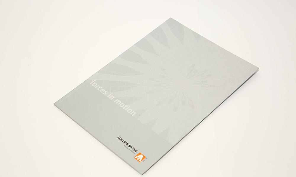 钢结构工程画册设计-建筑工程体系结构画册设计-钢工程企业画册设计