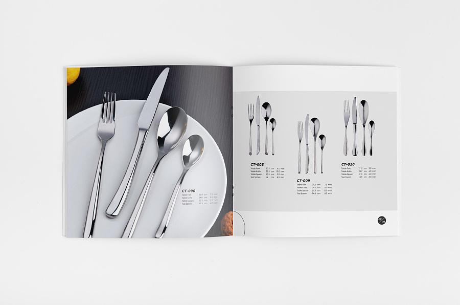 餐具画册设计公司