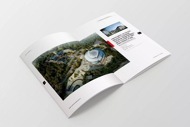 设计画册的公司