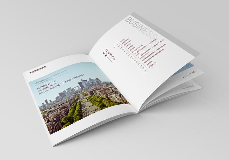 商业画册设计公司