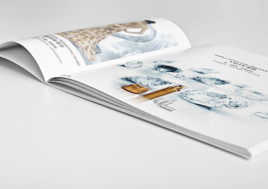 美容画册设计公司