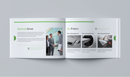 广州市画册设计公司