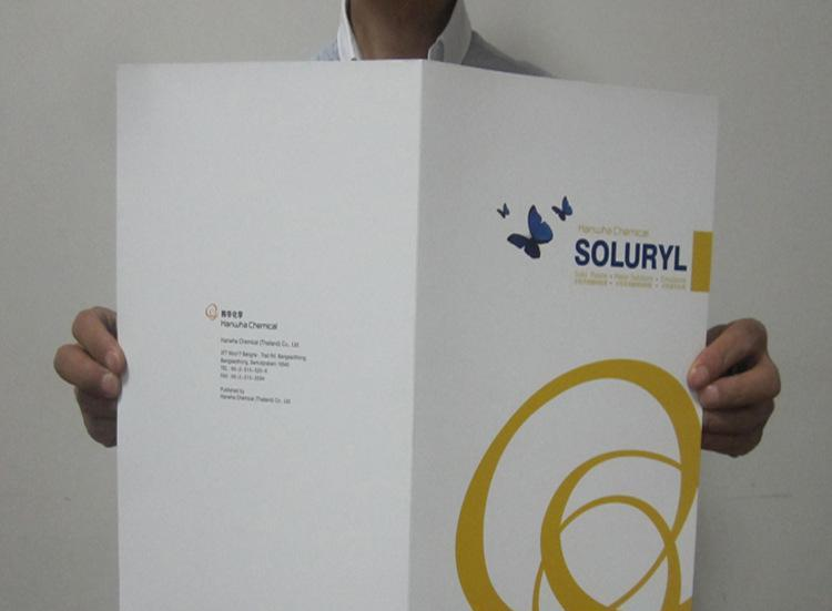 广州目录册设计公司