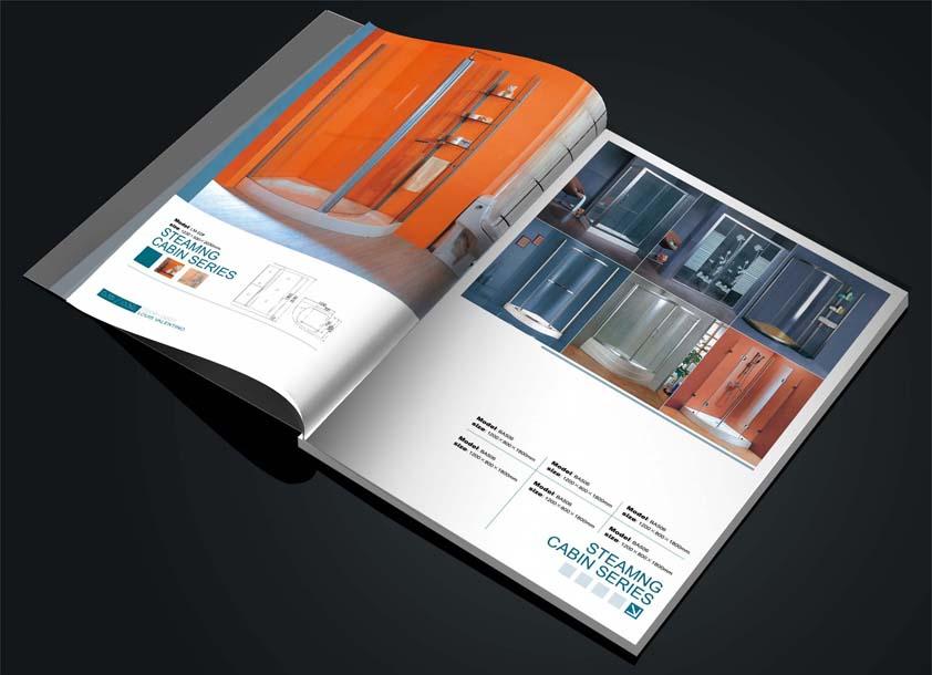 广州高端画册设计公司