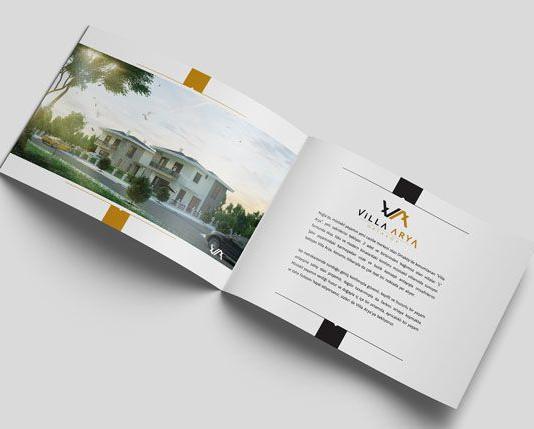 公司品牌画册设计