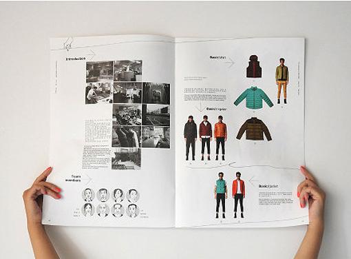 知名画册设计